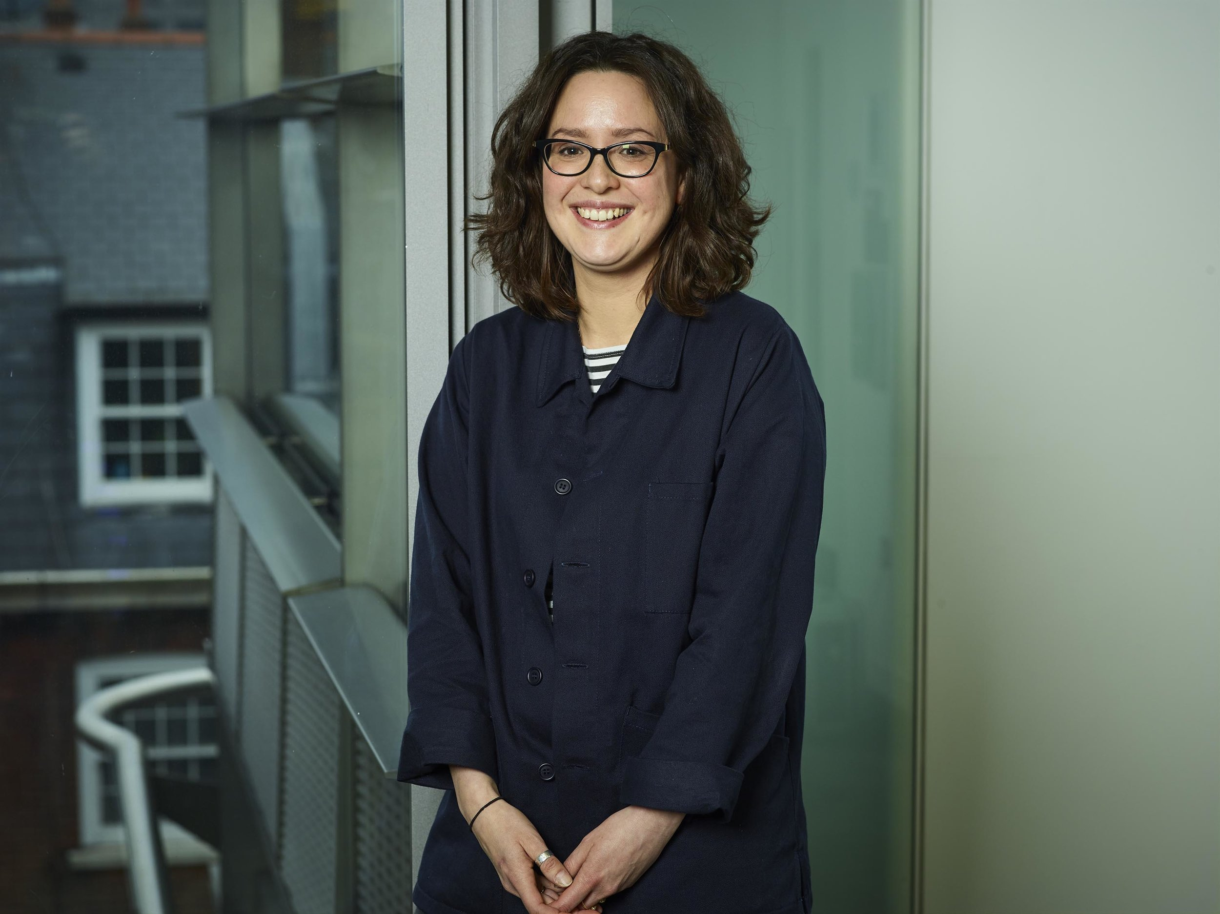 Chloe Tucker, Commissioning Executive, Drama, Channel 4