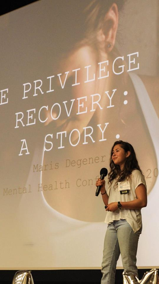 Image from the 2018 UC Irvine Mental Health Conference.