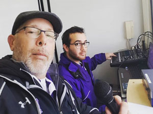 The voice of Western Mustang Football