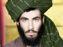 Mullah Omar, 1978. Taliban Official Photo.