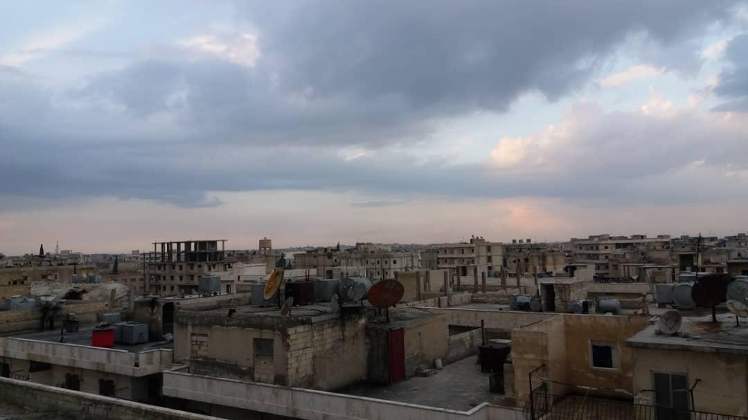 Manbij, Syria.