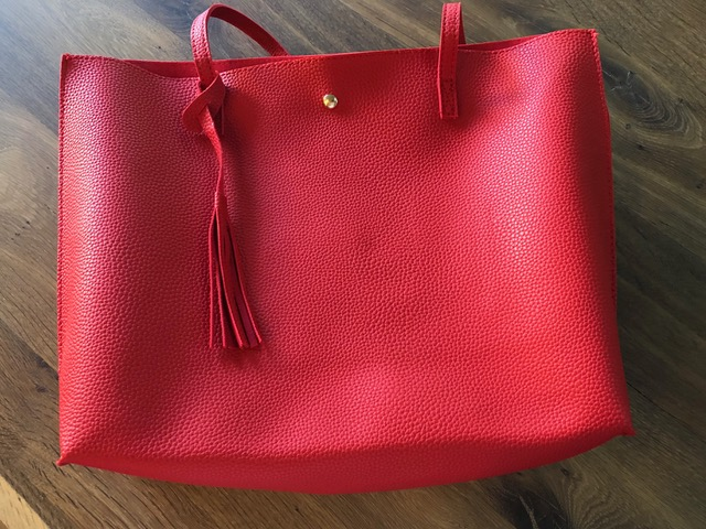 Help raise scholarship funds with our red totes - Purchase one of our red totes for $25 and $10 will be donated to our local scholarship fund for women. Available at BPW Chatham County Meetings.