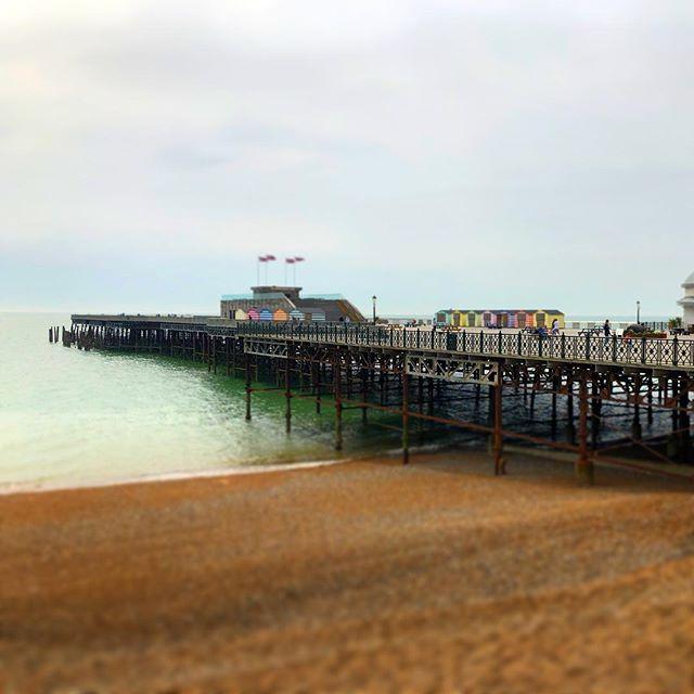#bansingleuseplastic #beachclean #skyoceanrescue #pier #englishcoast #wastefreeliving