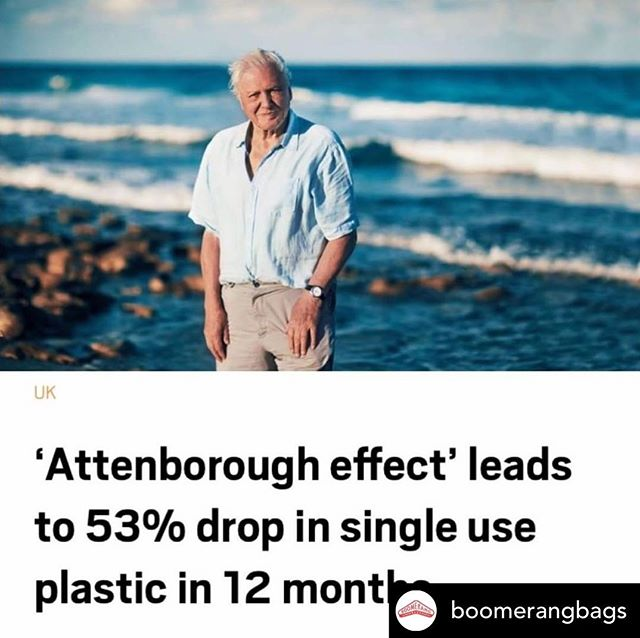 Well done old bean 🇬🇧👏👏 #pioneer #legend #bansingleuseplastic #bansingleuseplastics #davidattenborough #plasticfree #plastics #plasticfreeproducts
