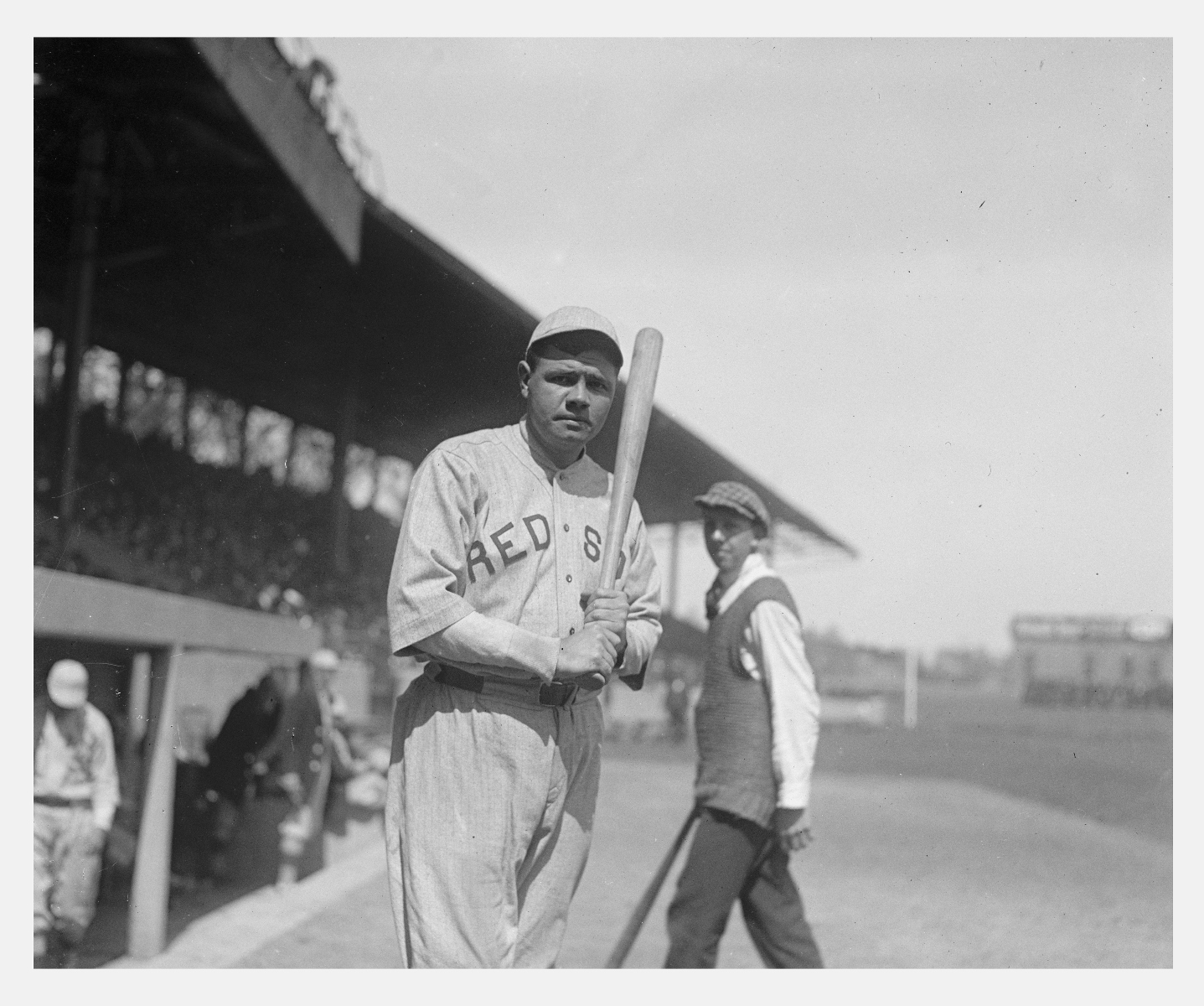 Babe Ruth (Source: Library of Congress)