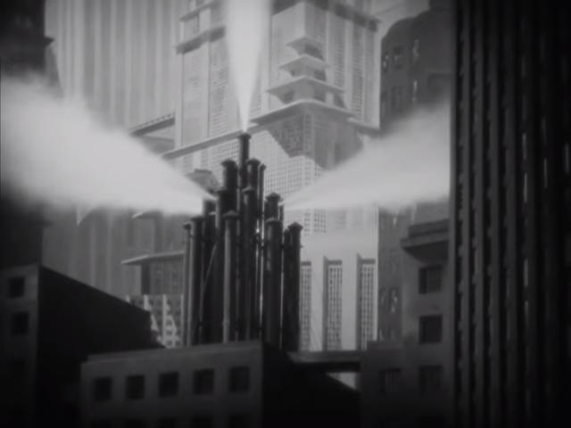 The Complete Metropolis, 1927, Silent Movie, German, Public Domain Movie 4-1 screenshot.png