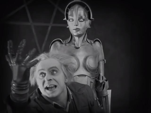 The Complete Metropolis, 1927, Silent Movie, German, Public Domain Movie 43-46 screenshot.png