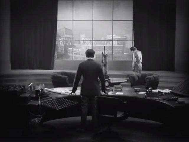 The Complete Metropolis, 1927, Silent Movie, German, Public Domain Movie 26-4 screenshot.png