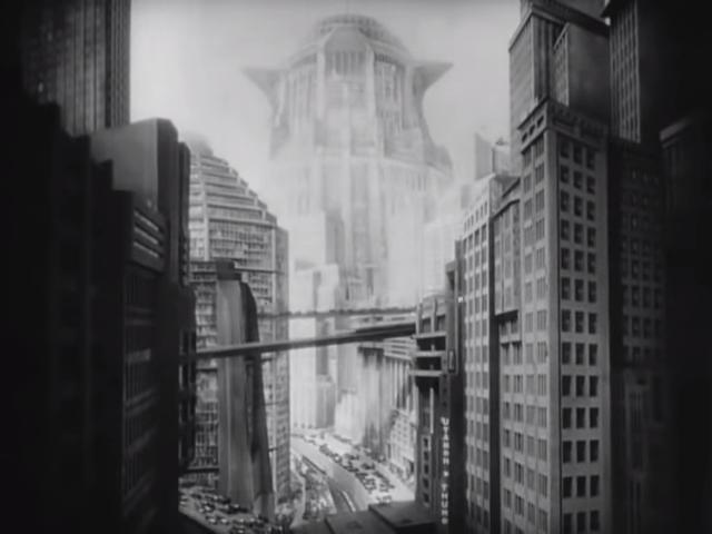 The Complete Metropolis, 1927, Silent Movie, German, Public Domain Movie 18-47 screenshot.png