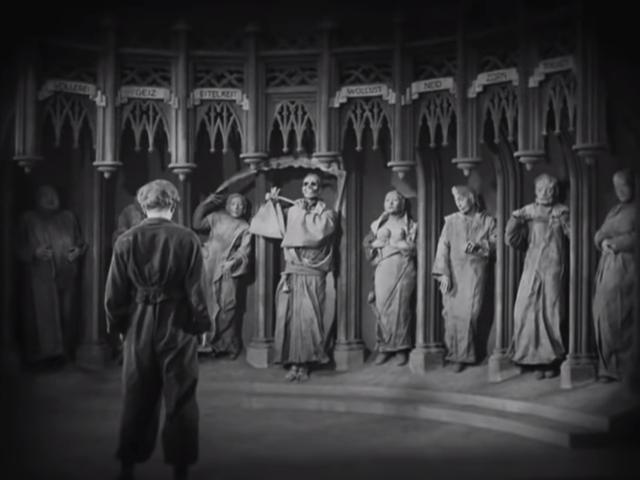 The Complete Metropolis, 1927, Silent Movie, German, Public Domain Movie 1-9-29 screenshot.png