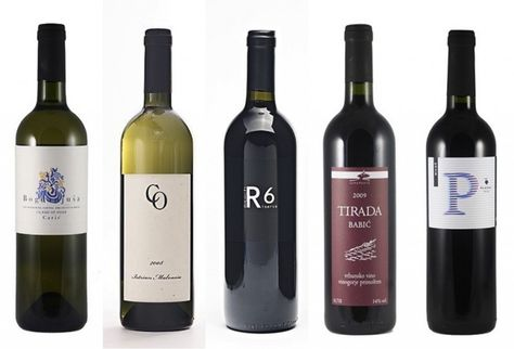 some excellent examples of Croatian wines