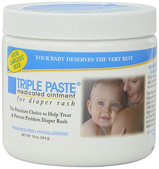 if you are desperately in need of a good diaper rash cream) - this is what I recommend…