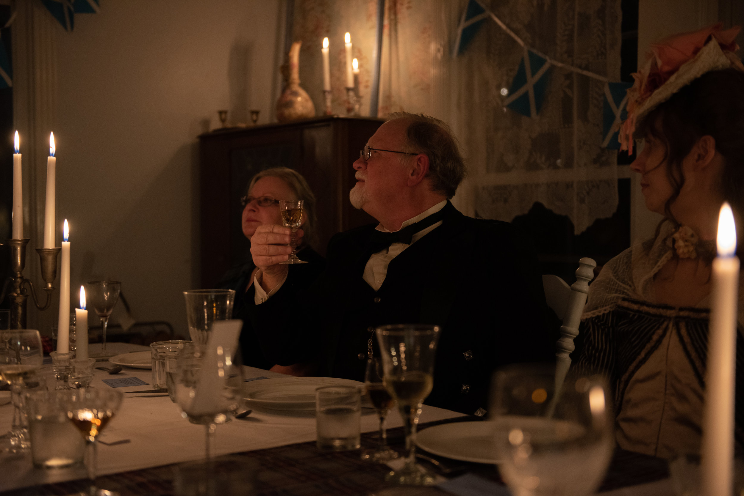 A Toast to Haggis? - Yes you toast your haggis…as you should because it is divine!