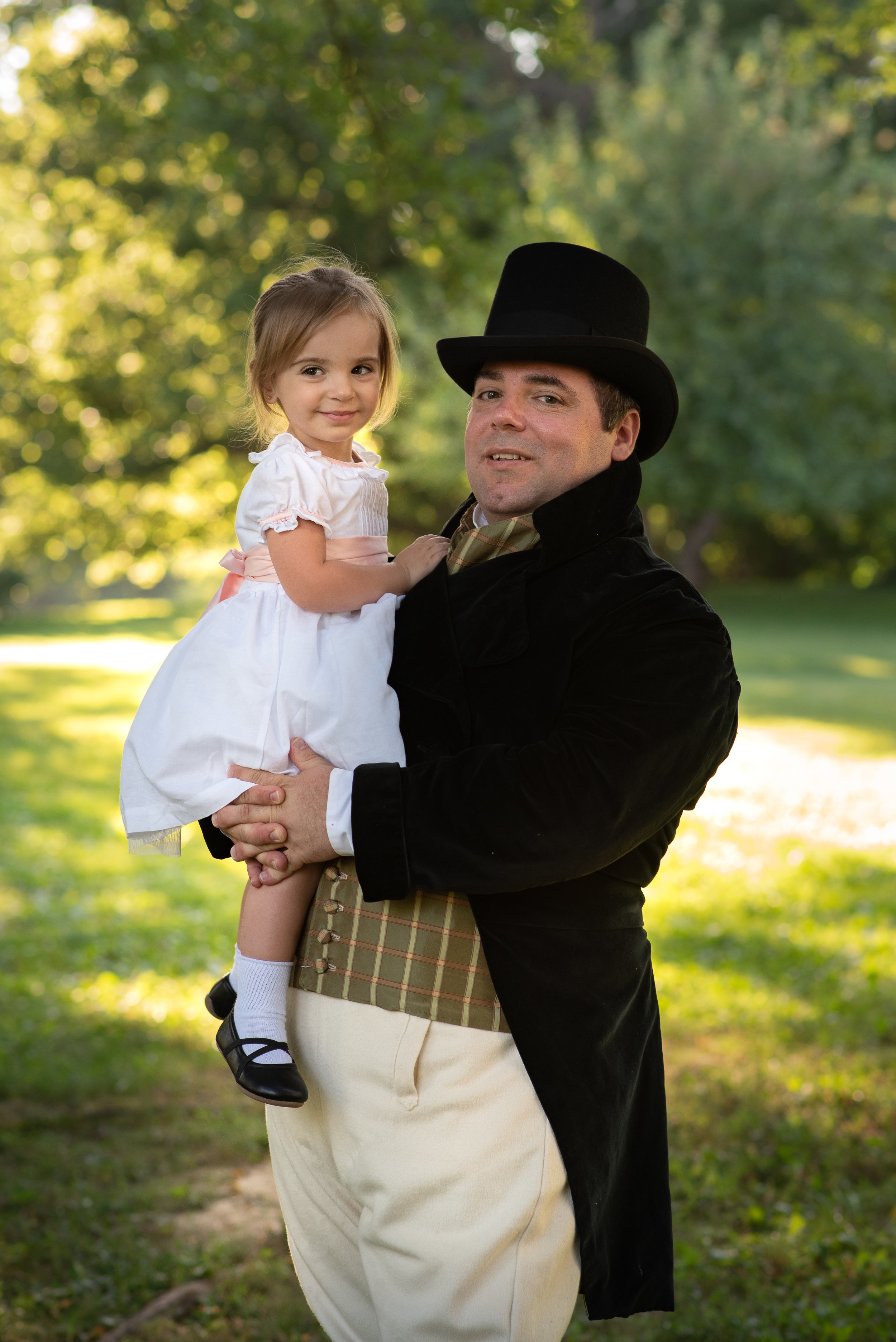 Regency Gentleman Jane Austen Festival Kentucky 2019