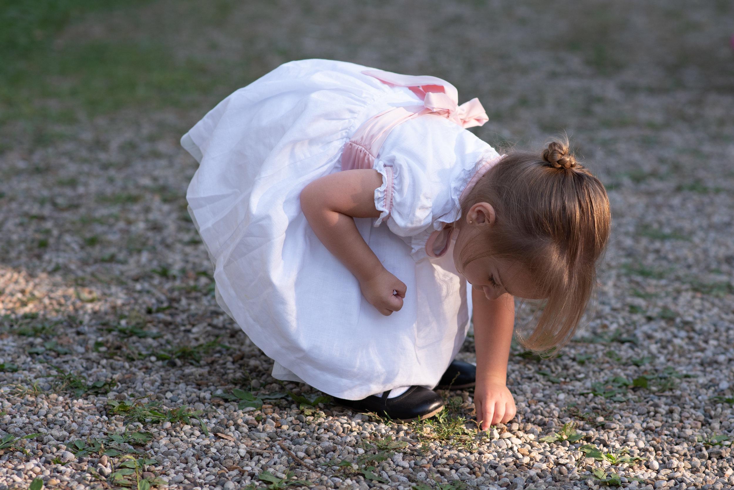 Regency child dress Jane Austen Festival Kentucky 2019