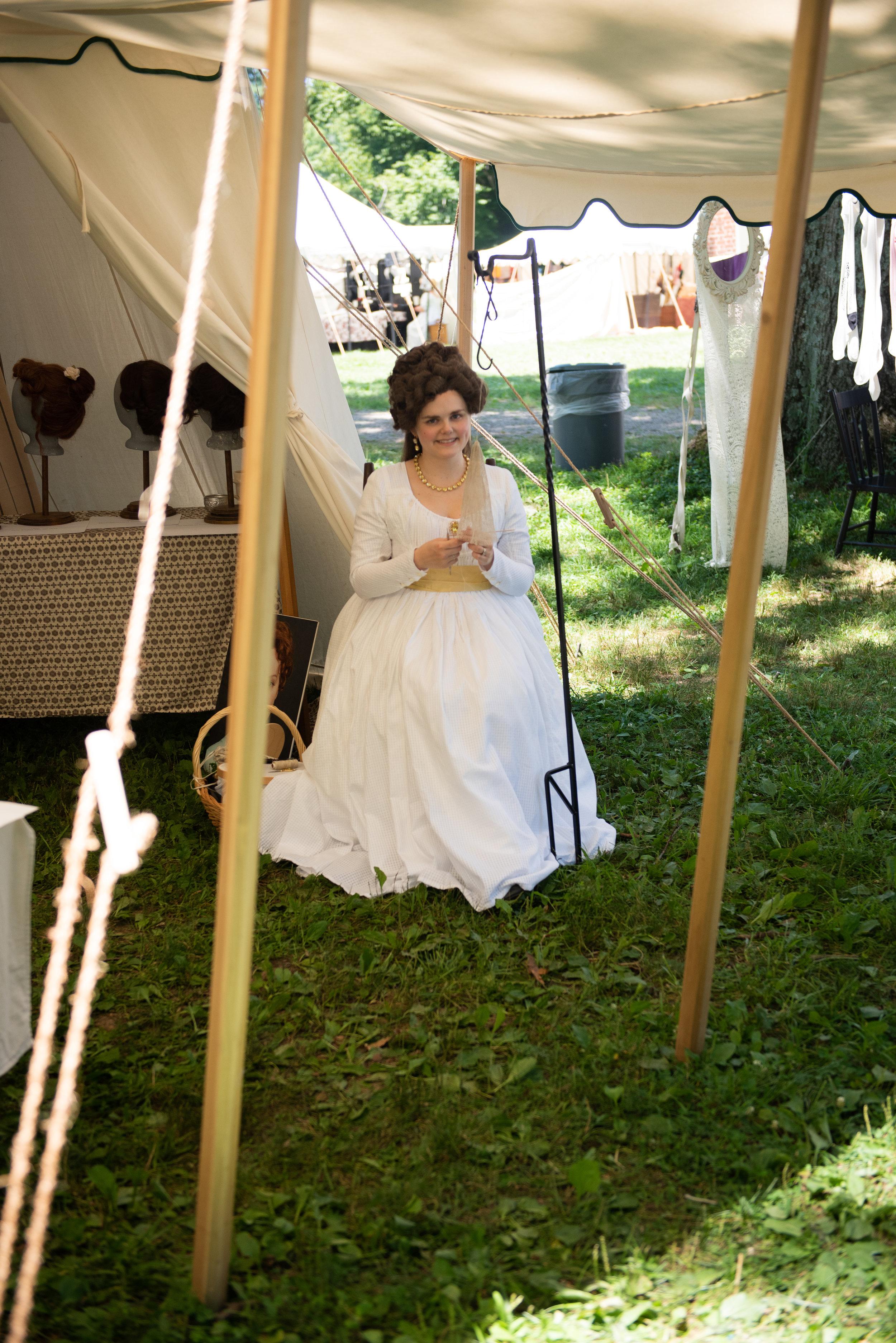 Jane Austen Festival Louisville Kentucky 2019 Regency Hairstyles