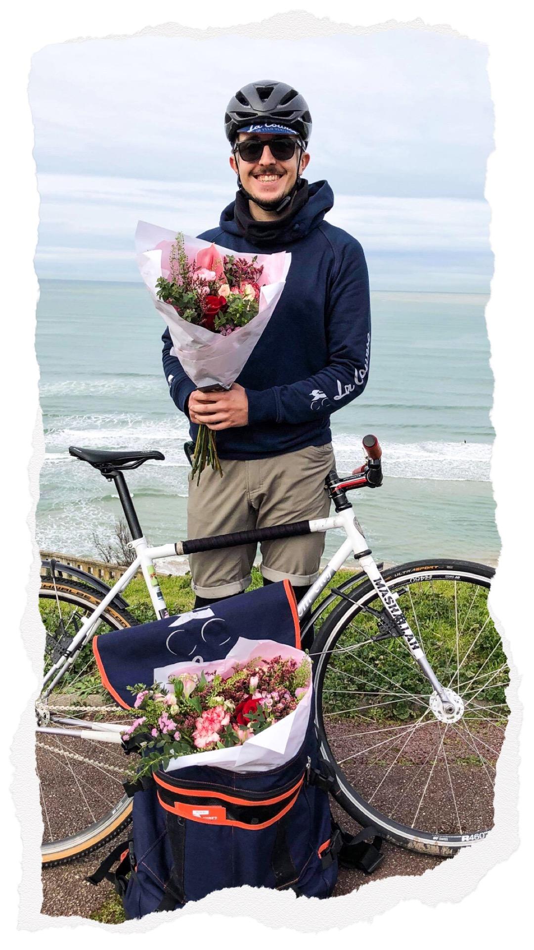Livraison Ammi x La Course Biarritz St Valentin