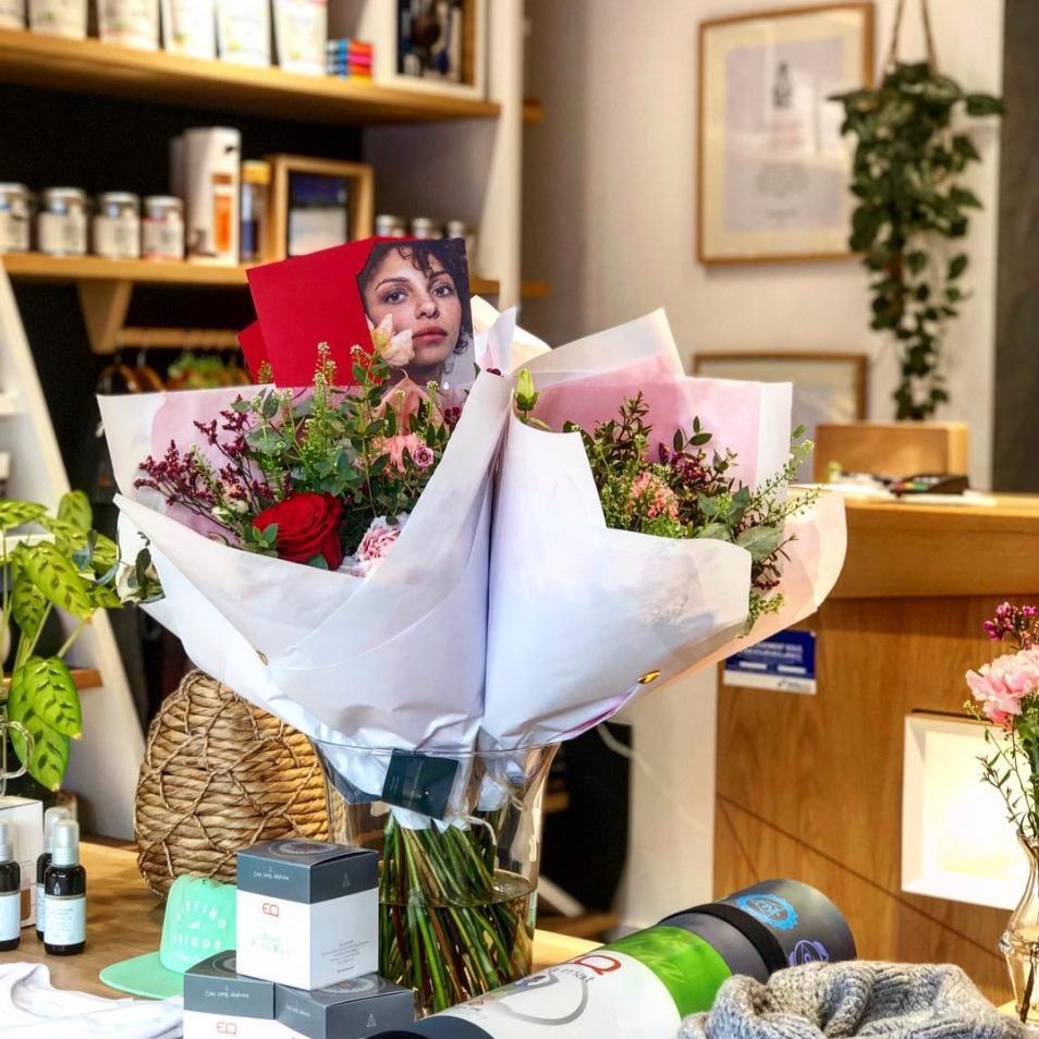 EQ Love Biarritz - Corner de fleurs