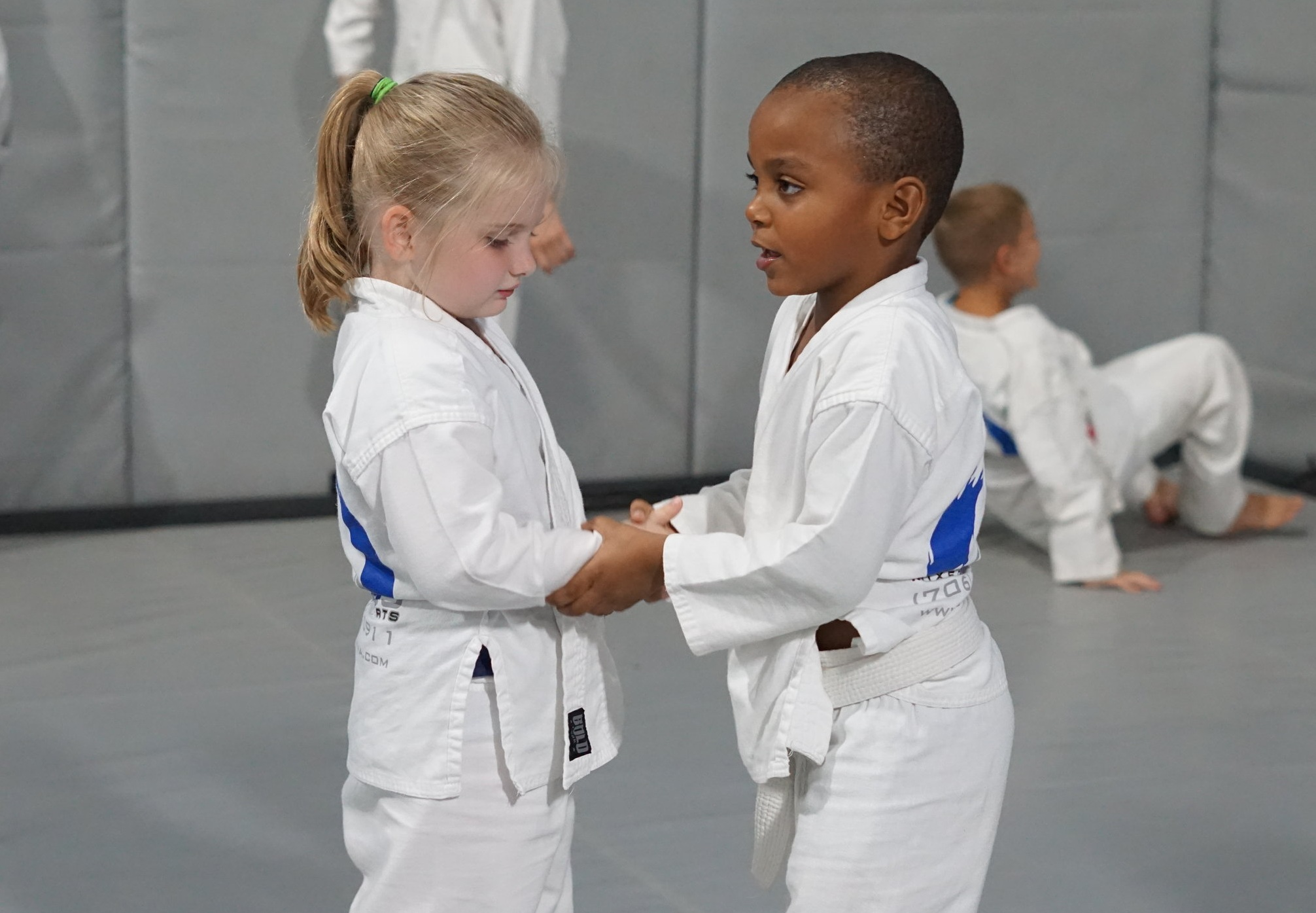 KIDS MARTIAL ARTS CLASSES - Our Kids Martial Arts Classes in Grovetown, Georgia will give your children the CONFIDENCE, to tackle life with a WINNING Attitude!