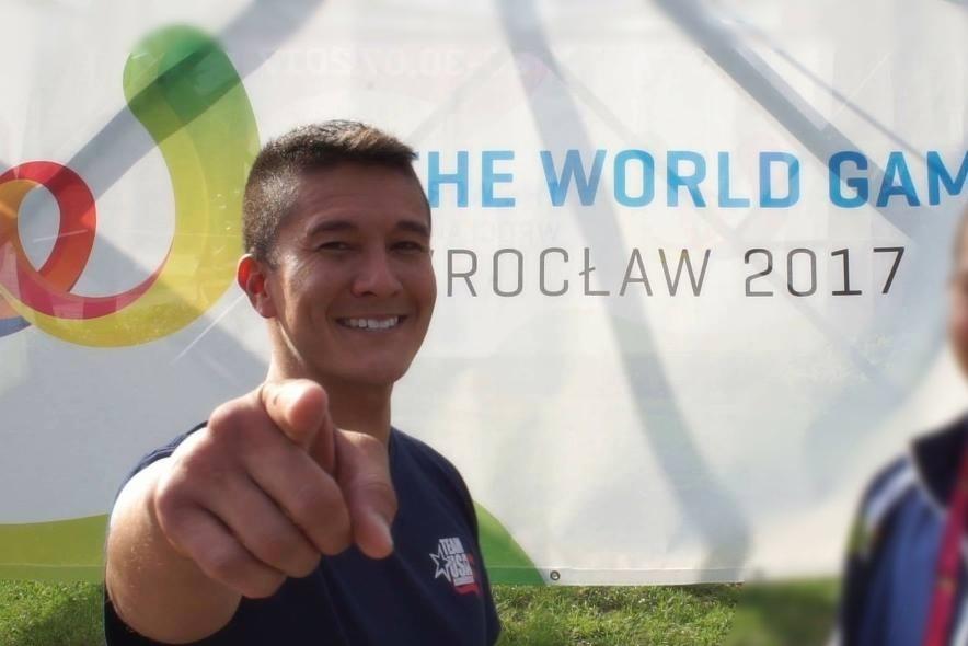 Mark Greubel - Head CoachTeam USA KICKBOXING2017 World Games