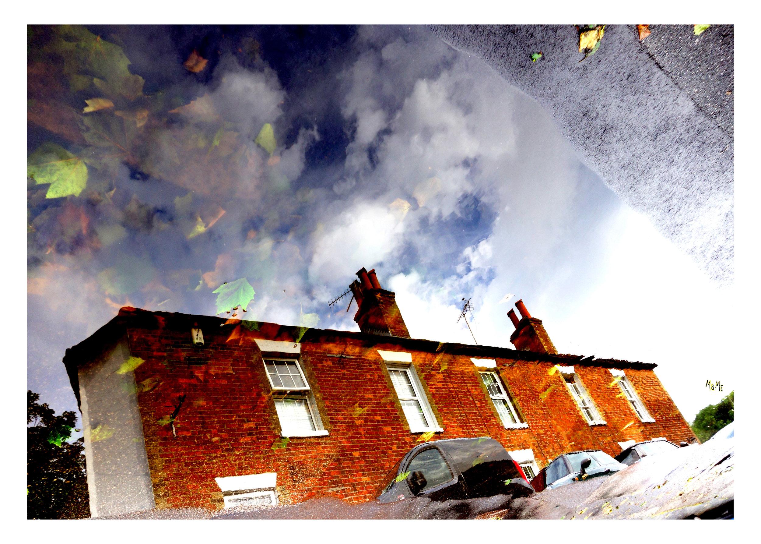 Sunshine on a Rainy day Hythe