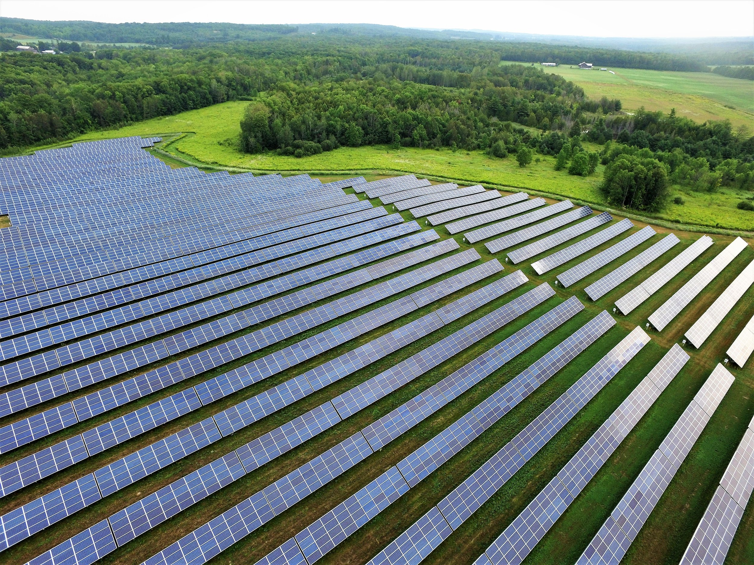 Oro Solar Farm
