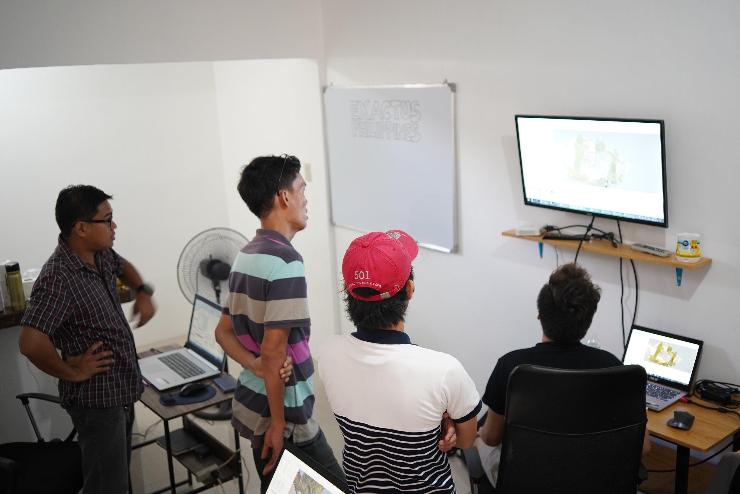 Exactus Remote Team