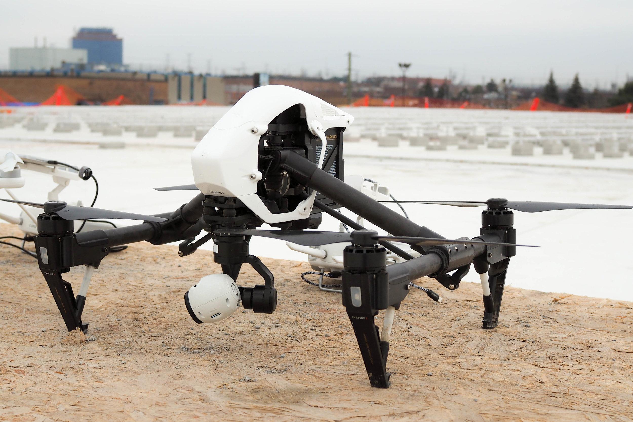 DRONE SURVEY -