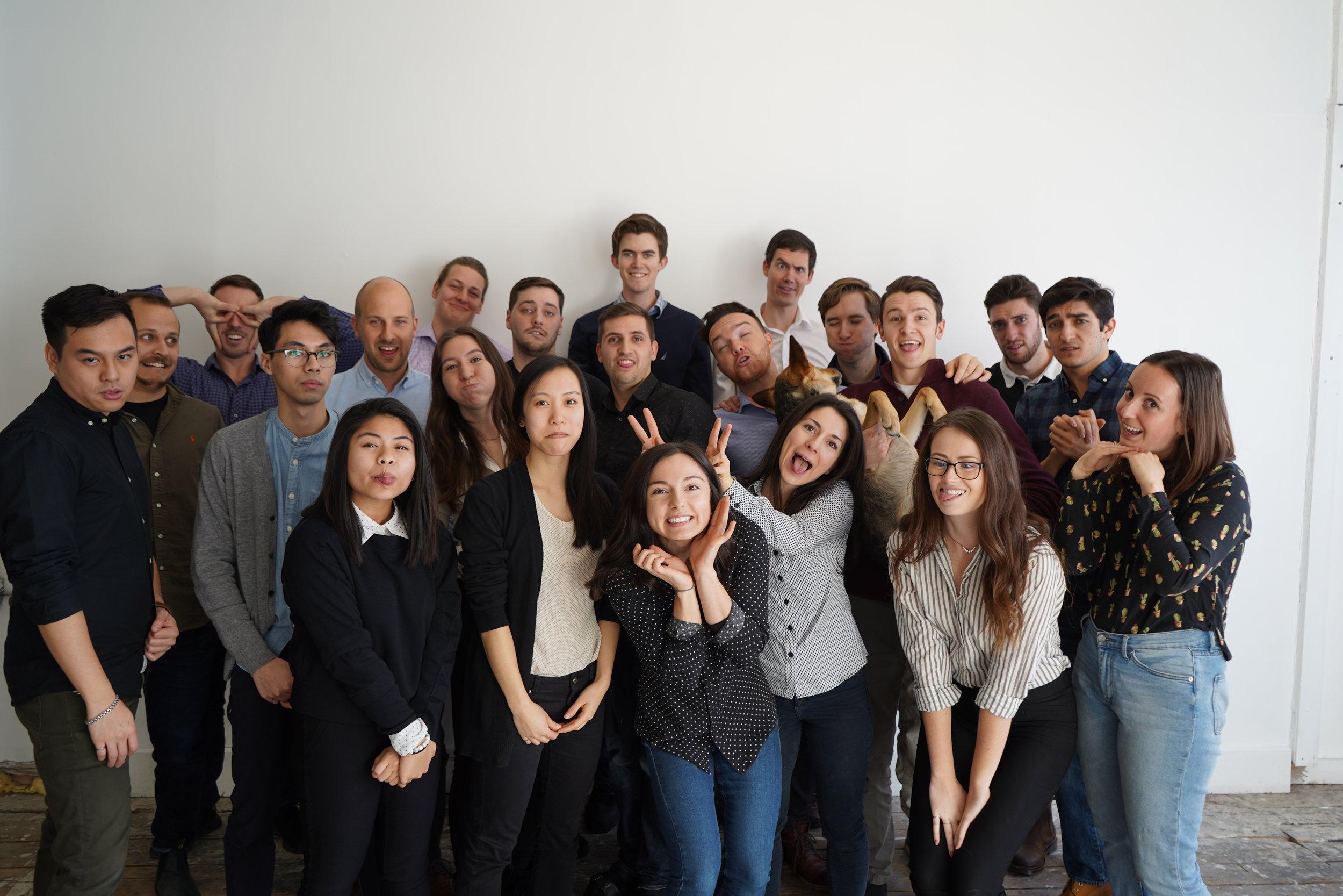 Exactus Team Photo