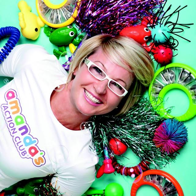 """""""As an instructor if you've got that enthusiasm and you're very sociable, you can work well with the parents, you make it fun for everybody."""" Amanda Frolich, Amanda's Action Club"""