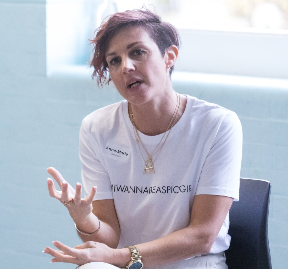 """""""We are toying with going from free trials to paid trials or a three-week trial block, because as we know under fives, you can't always get a feel for it in one class."""", Anne-Marie Martin, diddi dance"""