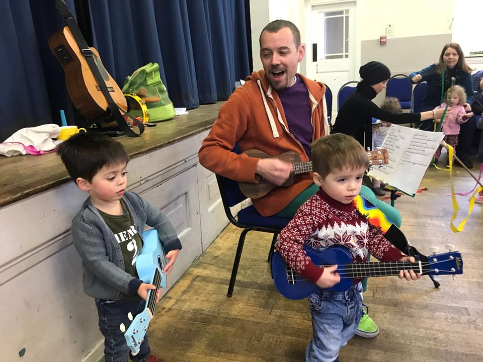 Drop-in music class provider  EenyMeeny Music  have reached new families with Hoop's Boosted Listings.