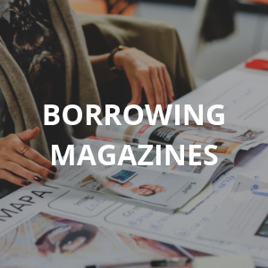 Borrowing Magazine from Ramsey Free Public Library (6)