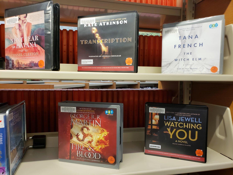 Borrowing Audio Books - Ramsey Free Public Library — Ramsey