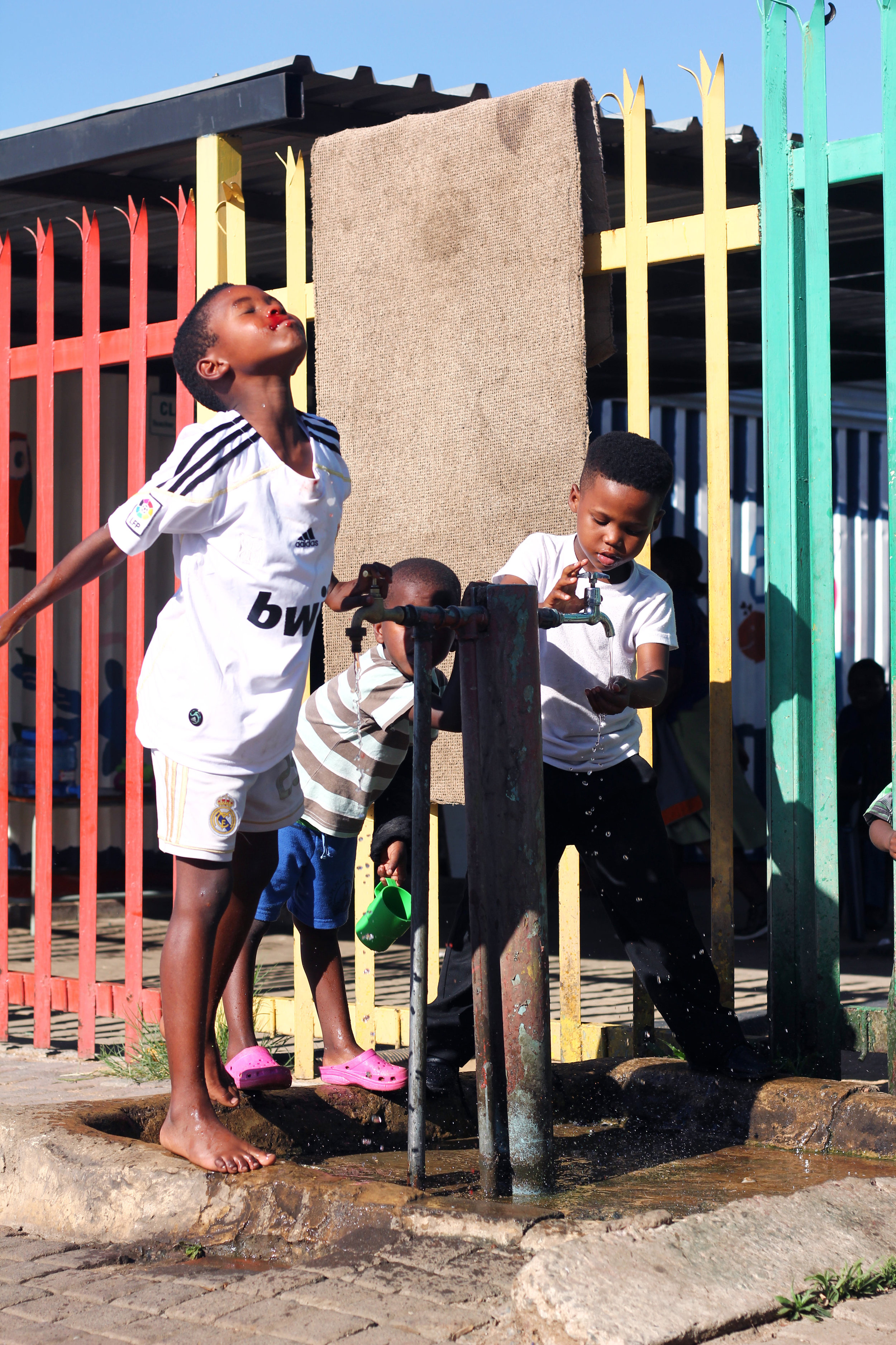 SOWETO SCHOOL  Click to see more