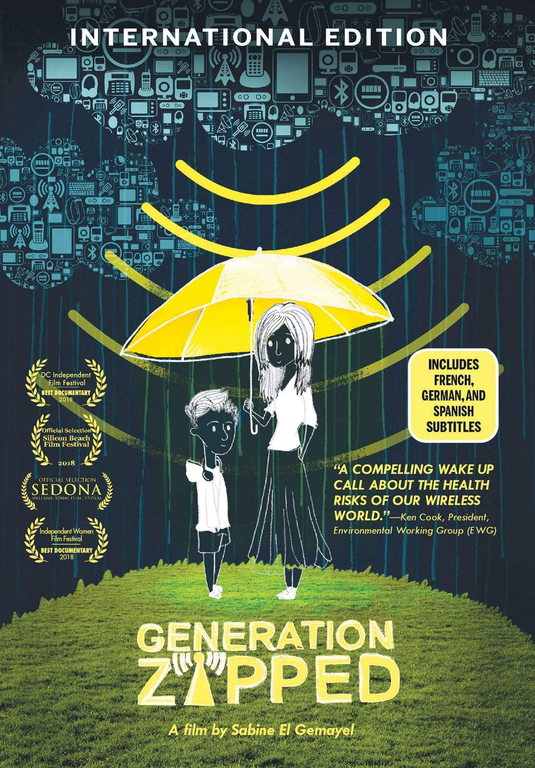 Generation Zapped Film