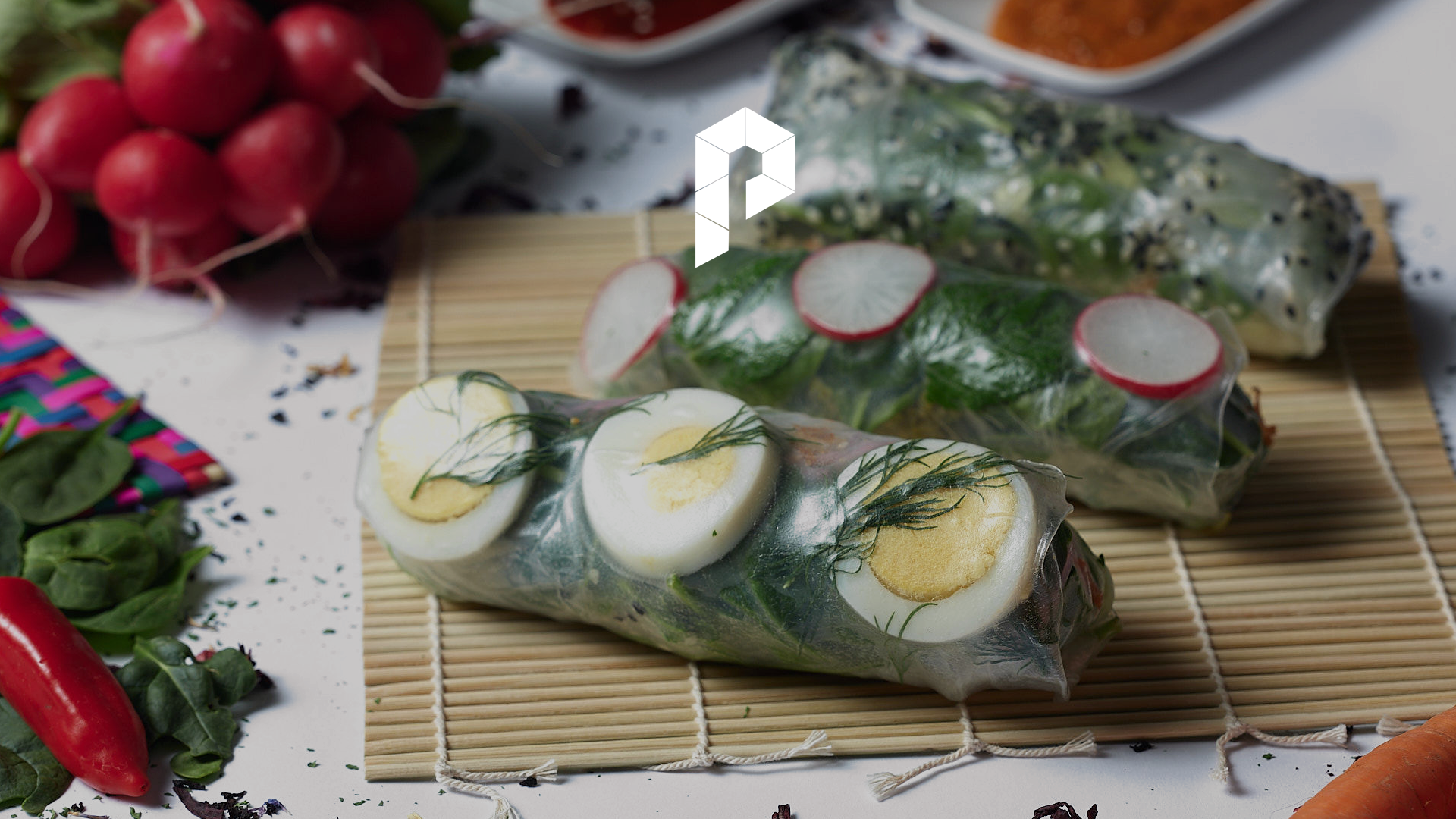 malay rice paper rolls - Tastily divine, gluten and sin free