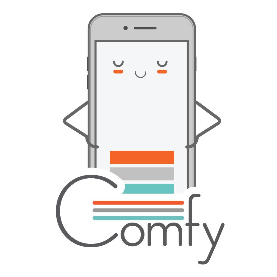 "Comfy ""Clippy"" - End-user sticker"