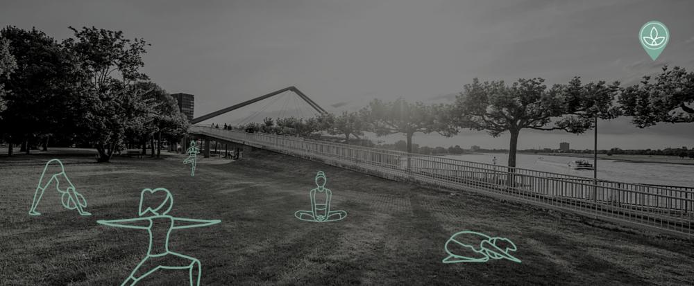Die Besten Yoga Studios In Dusseldorf Yoga Ausbildungen Mehr Vegdus