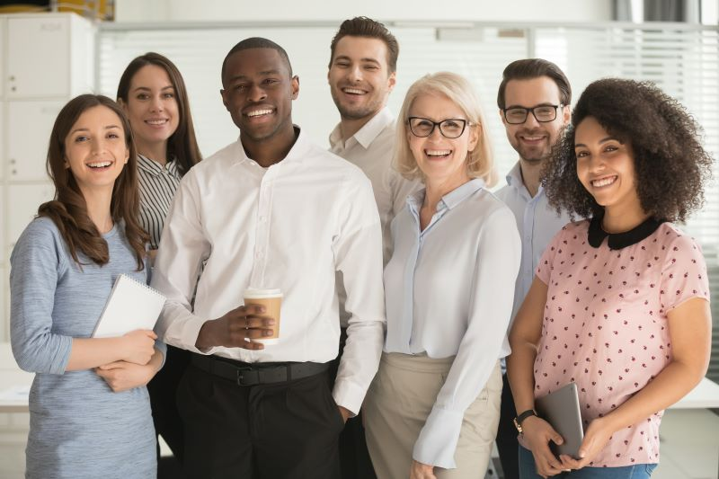 Diversity means - your company is in sync with the market you serve.