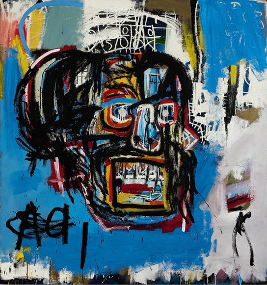 Jean-Michel Basquiat's  Untitled  (1982) yielded a 5,287 times return on investment over a 33 year period.