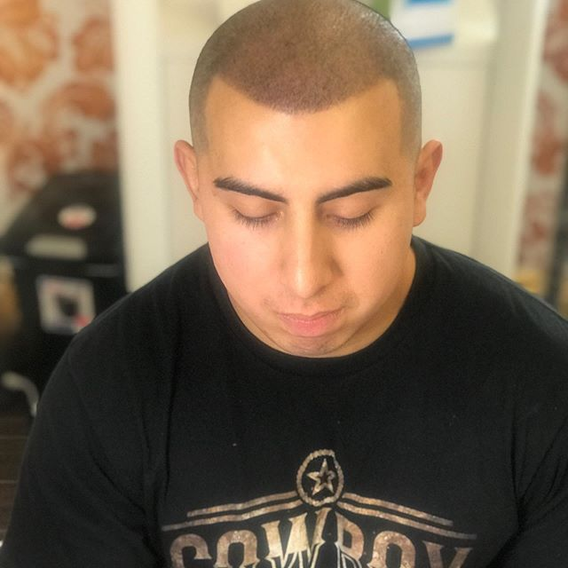 When density isn't an issue anymore 👊... a few sessions of Scalp Micro Pigmentation has taken care of that! What are you waiting for? We offer: Free consultation.... Complimentary Beverages...Honest Advice...Best Pricing...Financing Options... 🚫Wait!!! Call NOW!!! Scalpgod (909)477-8888 990 Ontario Mills Dr#D.  Ontario, California 91762 Next to Sit n Sleep.  #Smp #pmu #scalptattoo #iehairrestoration #femalehairloss #femalehairlosstreatments #iehairrestoration #microblading #microbladed #microshadingcali #iebrows #iepmu #prp #hairrestoration #fue #hairtransplant #hairtransplantscar #hairtransplantscars #stopbalding #bald #thinninghairsolution