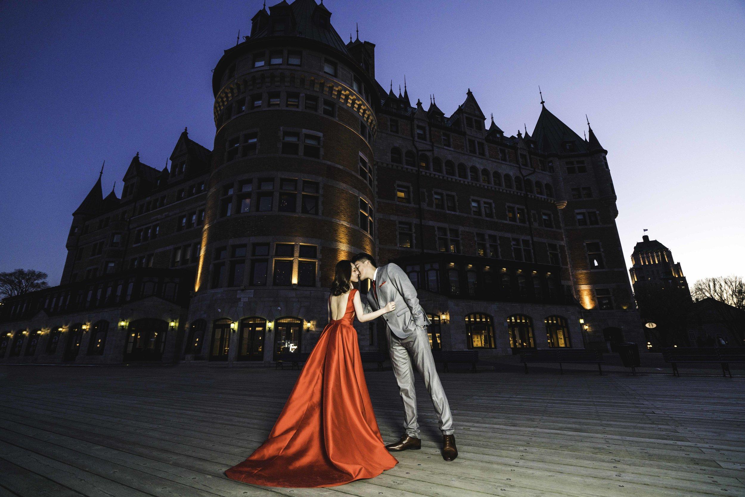 Quebec - Yingying&Jingyao -