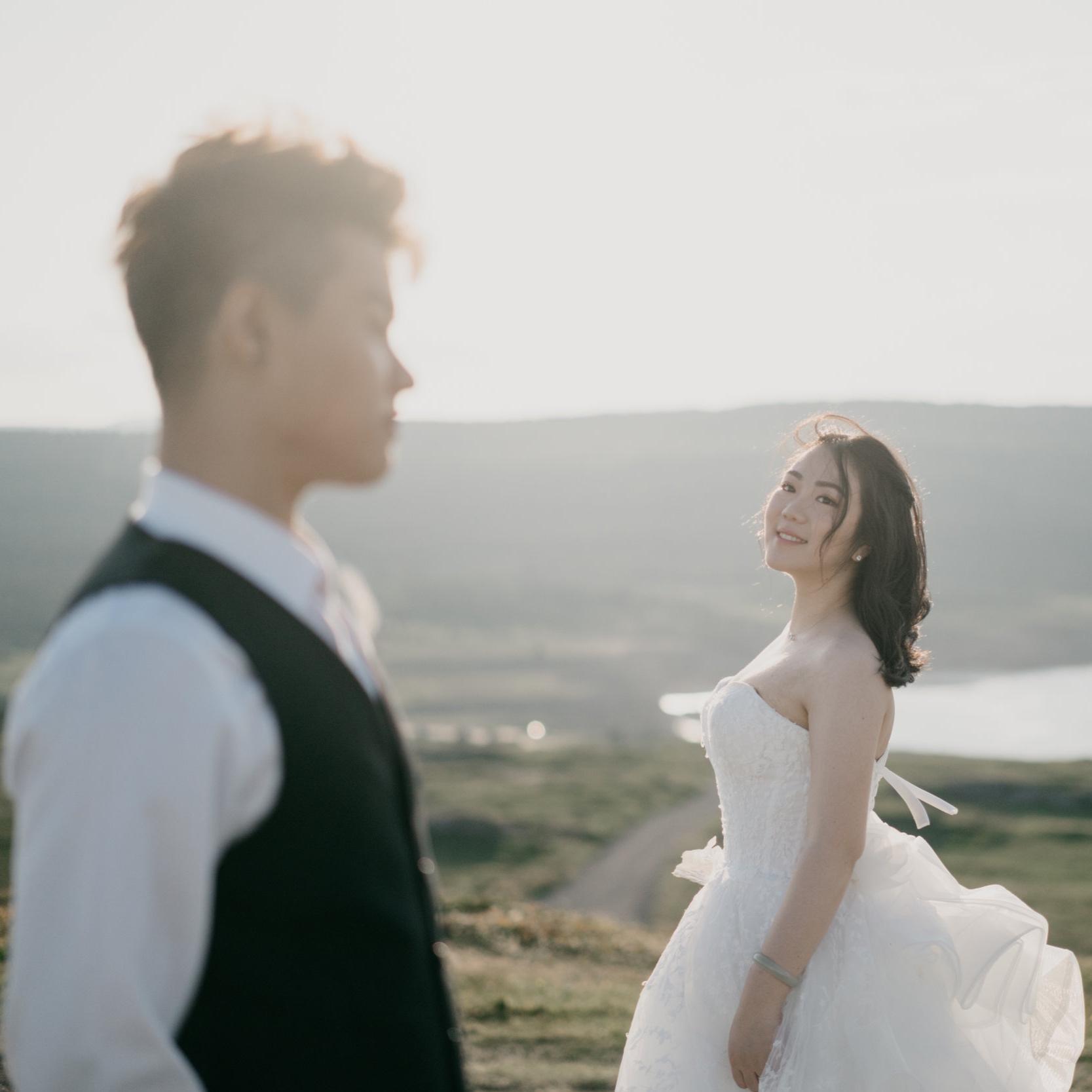 newfoundland - xiaoyi & han -