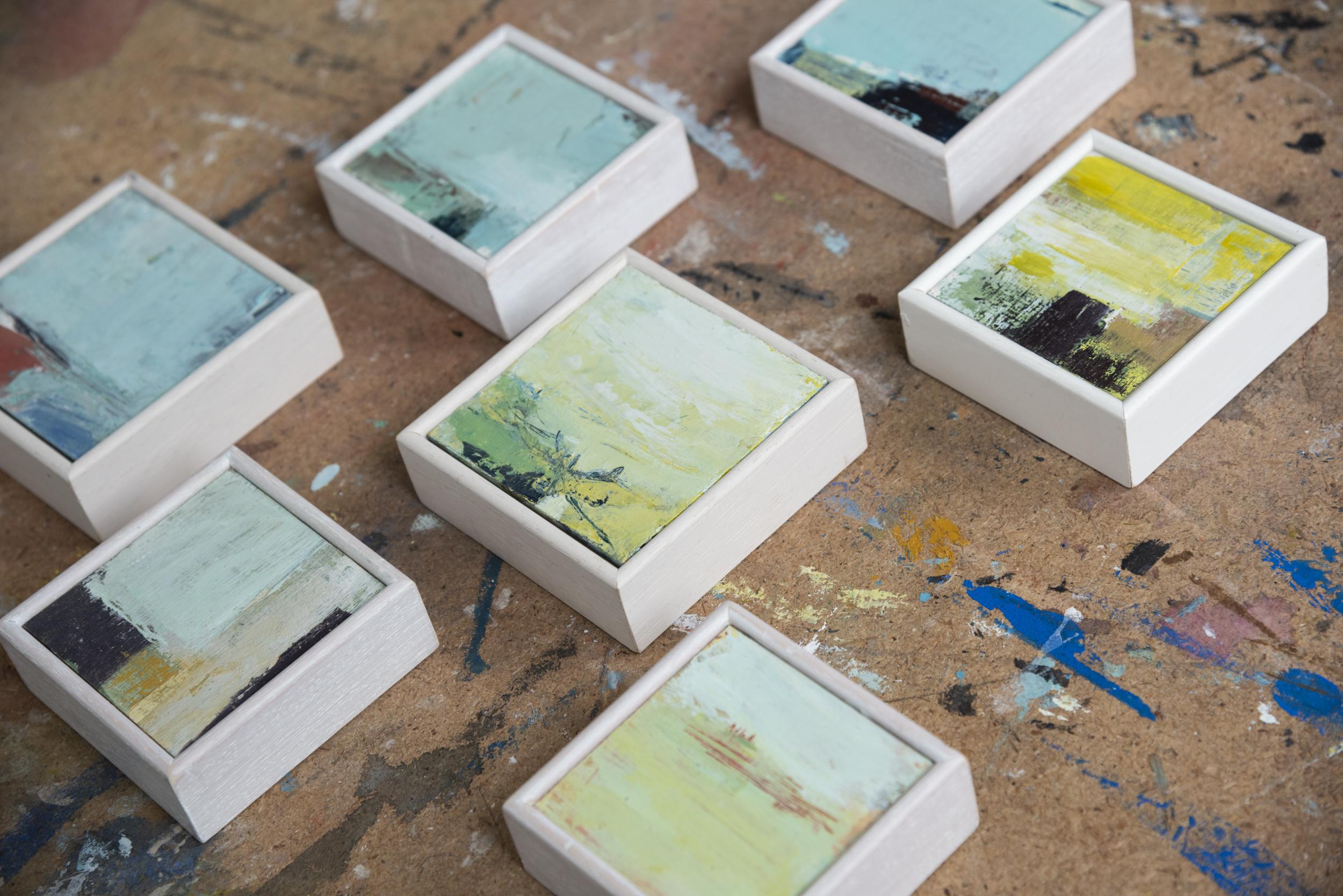 Small Works by Lynda Marwood