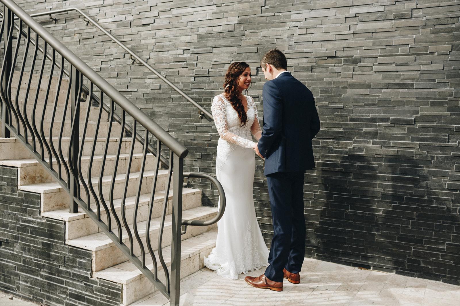 hotel zamora wedding