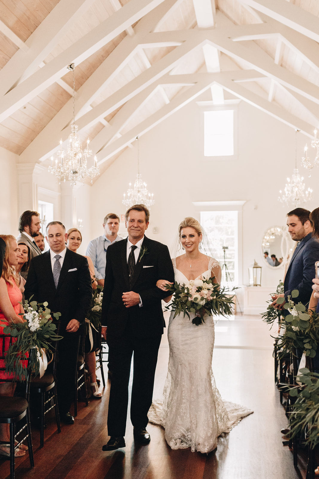 white room wedding st augustine
