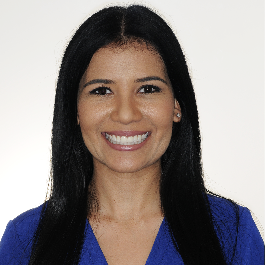 Diana – Orthodontic Lab Assistant - Languages: SpanishDiana is originally from Medellín, Colombia and studied psychology at the University of Antioquia. When she moved to New York City, she fell in love with the world of orthodontics. Diana feels proud to work for Dr. Lemchen, Dr. Salzer, and Dr. Winford because they're always striving for the best. She joined the practice in 2014 and makes sure that all orthodontic appliances are delivered in a timely manner. Diana is also committed to continue learning each day so that she can ensure our patients get the best possible treatment.