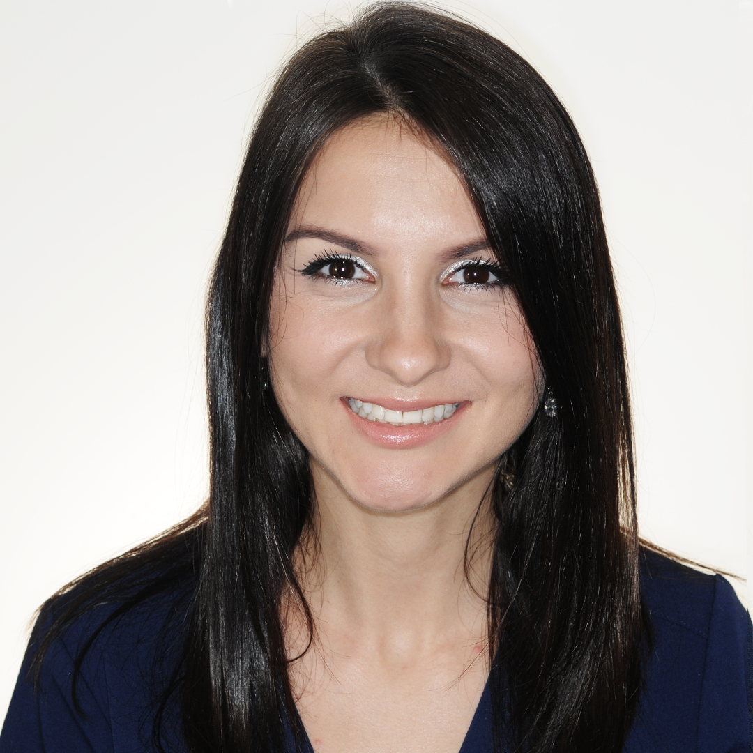 Kinga, CDA – Clinician - Languages: Hungarian and RomanianKinga was born in Romania and grew up in Tucson, Arizona before moving to New York. She has been working in the dental field since 2014 and has experience working in endodontics, oral surgery, pediatric dentistry, and periodontics. Today, she enjoys working in orthodontics because it is an exciting challenge! Fun fact: She used to work in optometry and knows how to make prescription glasses.