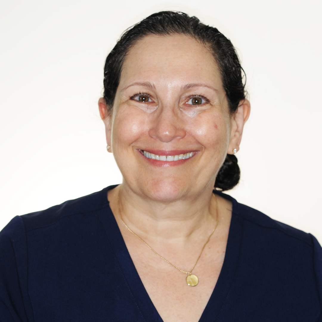 Reva, RDH – Clinician - Reva grew up near the Boston area and has been working as a dental hygienist since 1977. After meeting Dr. Lemchen in 1993, she moved to New York City to work at his practice. Twenty four years later, patients can still find Reva at chair 7 on Fridays. She recently became a grandmother and will show you a picture of her granddaughter if you ask. Fun fact: Reva believes Dr. Lemchen hired her partly because she was wearing a Star Trek pin with flashing lights during her interview.